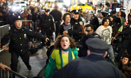 Occupy Wall Street's Last Battle