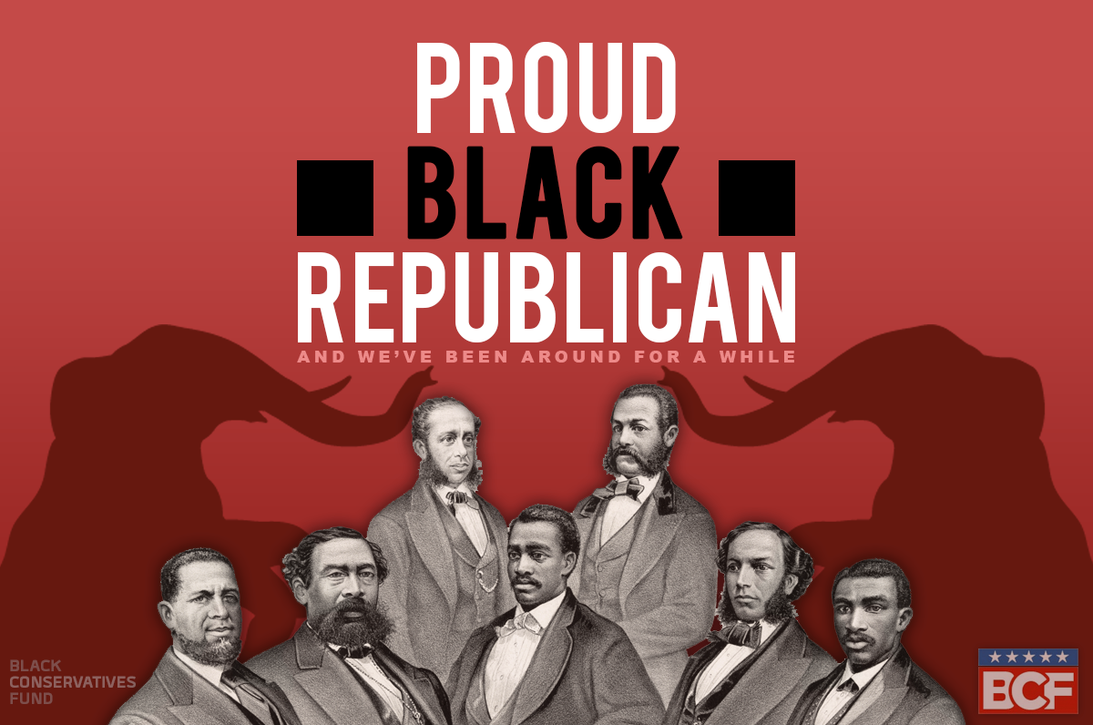 Introducing The Black Conservatives Fund #SayItLoud
