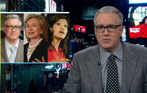 Keith Olbermann Lectures NFL, Himself on Sexism