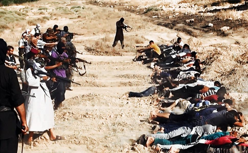 What Happened At The Camp Speicher Massacre In Iraq?