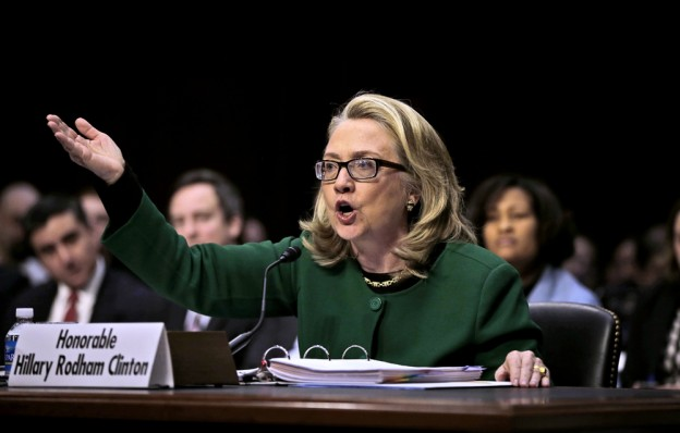 Report: Hillary Advisers Sifted Benghazi Documents Before Turning Them Over to Review Board
