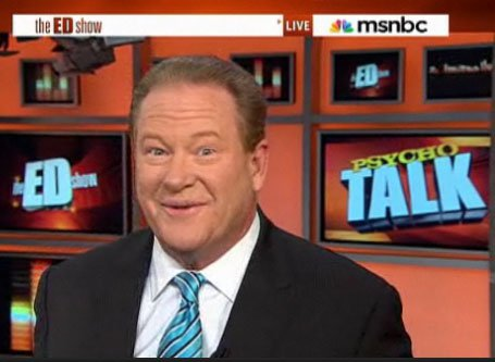 Ed Schultz Thanks Pew Research After Study Shows He Is One Of The Least Trusted News Sources