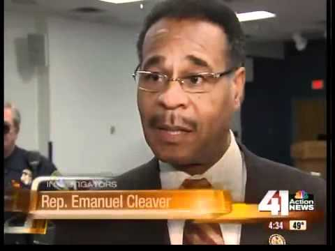'It's Not My Job!' Rep. Emanuel Cleaver Ignores Sick Federal Workers Waiting Years For Compensation