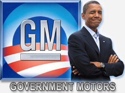 General Motors: Another Crony Socialist Welfare Office