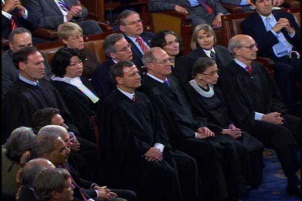 Countdown to State of the Union–2010: Stalled Progress, Supreme Court Rebuke