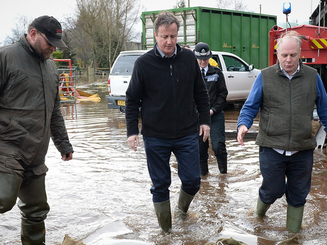 10 Lefty Lies About The Floods Which Have Devastated Britain