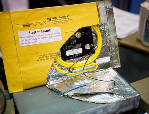 'IRA' claim behind 'letter bombs' sent to British military