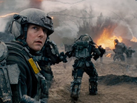 'Edge of Tomorrow' Review: Cruise Honors America's Warriors In Exciting Sci-Fi Epic