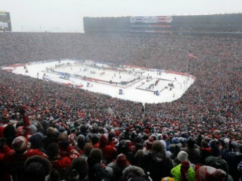Winter Classic Sets Hockey Attendance Record
