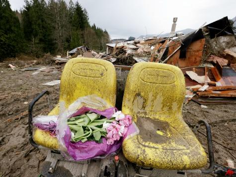 Earthquake May Have Triggered Washington Mudslide
