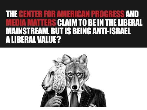 Jewish Charities Fund Antisemitic Media Matters, CAP