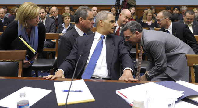 Holder's DOJ Implements Critical Race Theory In Texas
