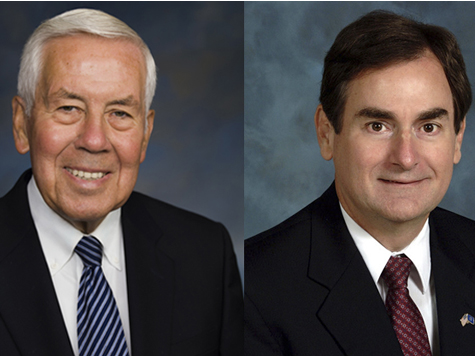 Lugar Sends Out An SOS Ahead Of Expected Primary Loss