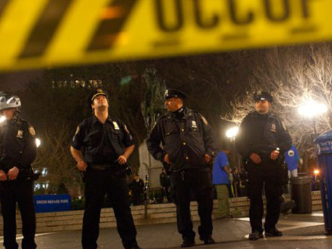 Occupy Blames Cops for Rapes