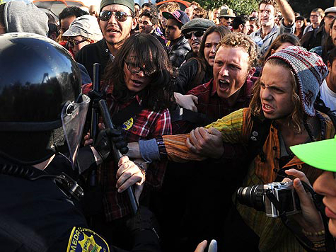 Berkeley Police Visit Reporter Over OWS Story
