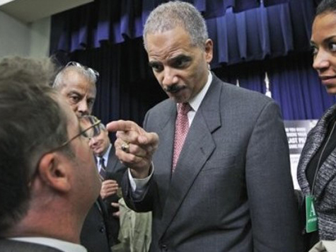 Spies & Muscle: Holder, Secretive DOJ Group Helped Oust Sanford Sheriff