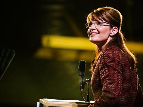 Politico's Palin Headline Betrays 'Cross Hairs' Condemnation