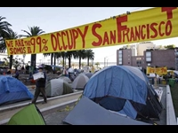 Occupy San Francisco Takes Over Archdiocese Building