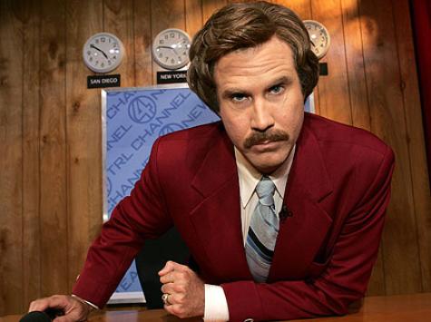 Will Ferrell Announces 'Anchorman' Sequel