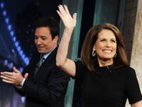 FLASHBACK: Jimmy Fallon Greeted Michele Bachmann With 'Lying Ass B*tch'