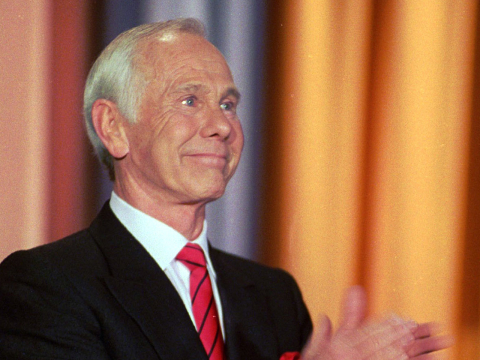 Story of a Class Act: Johnny Carson