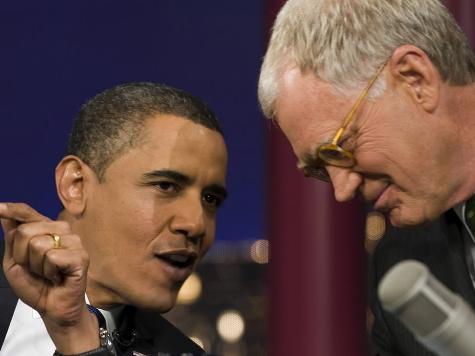 One-Percenter David Letterman Campaigns For Obama
