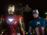 Box Office: 'Avengers' Shatters Another Record, 'Dark Shadows' Disappoints