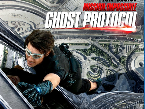 'Mission: Impossible – Ghost Protocol' Blu-Ray Review: Patriotic, Action Film Triumph