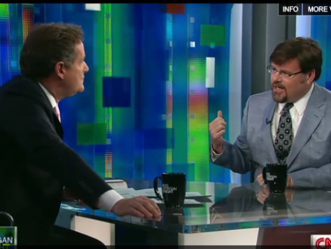 Exclusive: Jonah Goldberg – Piers Morgan's 'Hostile' Interview 'Proved the Point' of My Book