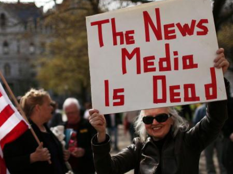 Media Fail: 'Dying' Tea Party Raises $12 Million