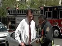 Alan Grayson Runs Red Light, Crashes Car En Route to Fundraiser