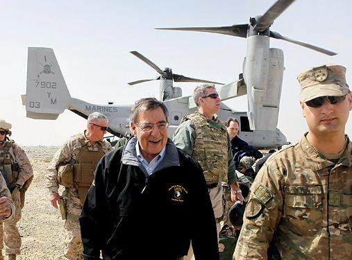 Secretary of Defense Asks US Soldiers In Afghanistan To Disarm