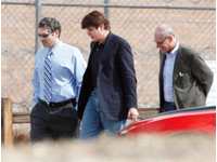 Blagojevich High-Fives Inmates At His New Prison Digs