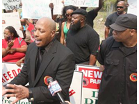 New Black Panthers Activity Against Zimmerman May Be Criminal