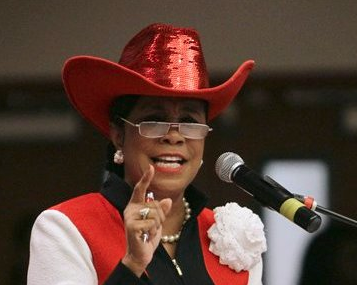 Dem Congresswoman: Arrest Zimmerman 'For His Own Safety'