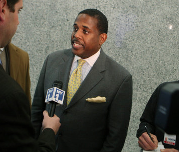 NY Senate Trayvon Backer Attacks White Legislators, Jews