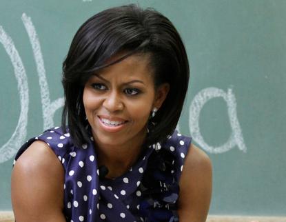 Michelle to Kids: Tell Grandma To Vote Obama