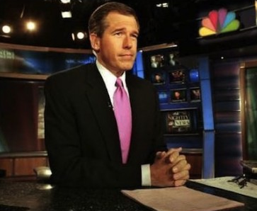 NBC Editgate: Buck Stops With Brian Williams