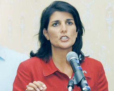 Nikki Haley Impeachment Rumors Swirl