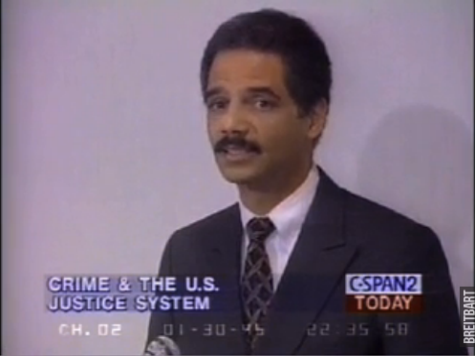Holder 1995 Comments May Have Been Backlash at 1994 Republican Revolution