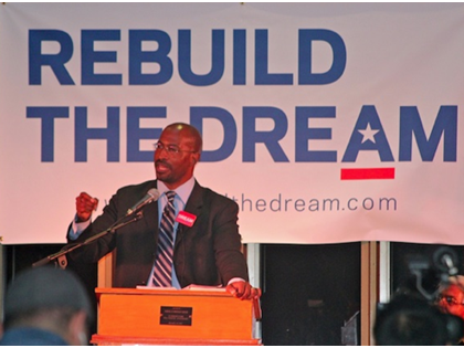 Van Jones Trains Occupy: 'This Will Make the '60s Look Tame'