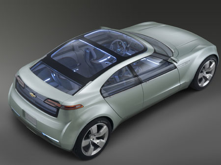 Chevy Volt Crowned European Car of the Year