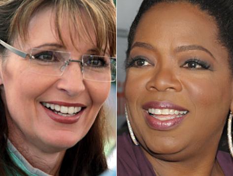 Oprah Should Listen To Palin