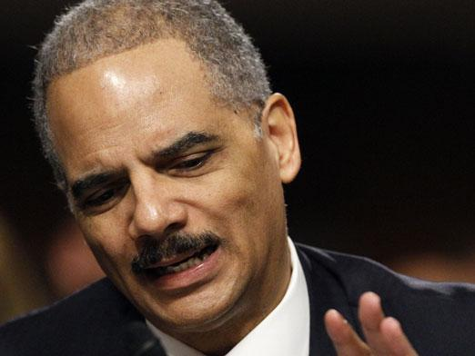 Holder's DOJ: Evidence of Voter Fraud 'Manufactured'
