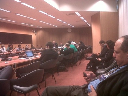 UN Watch not Watching: Hamas Spoke to Full Venue at UN Human Rights Council