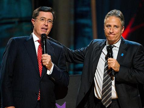 Stewart, Colbert Trounced in Ratings By Cartoons, Reruns, 'Pawn Stars'