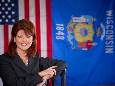 Wisconsin Lt. Gov. Rebecca Kleefisch Faces Recall, Sexist Taunts