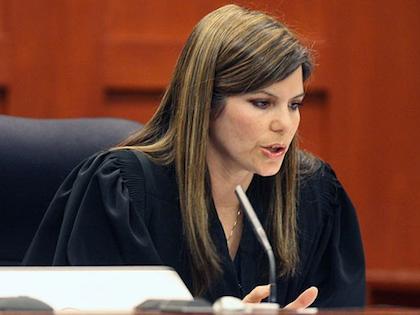 Zimmerman Judge Recuses Herself