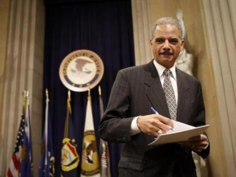 Holder Plays Texas Hold'em With Voter ID Law