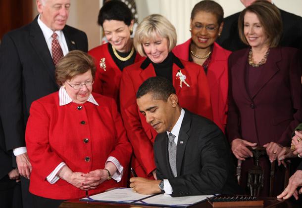 Obama's 'War on Women' Truly a War on Romney